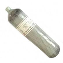 Carbon Fiber Hoop Wrapped Cylinder 300Bar - 4.7L
