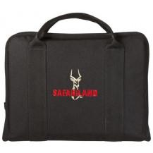 """Safariland 12"""" Premium Dual Handgun Case (Black)"""