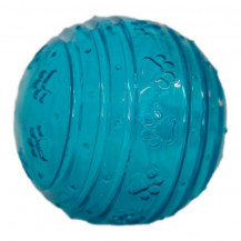 Rosewood Biosafe Puppy Treat Ball - Blue