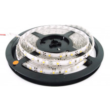 5050 Water Resistant Cool White LED Grow Light Strip - 5m