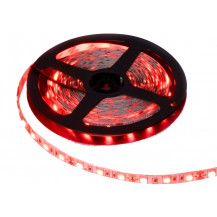5050 Water Resistant Red LED Grow Light Strip - 5m