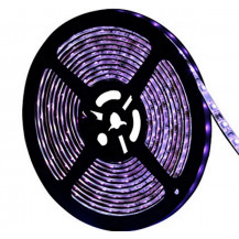 5050 Water Resistant UV LED Grow Light Strip - 5m