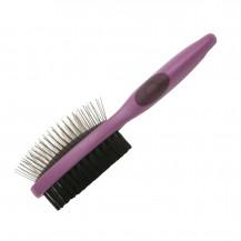 Rosewood Salon Grooming Double Sided Brush - Medium