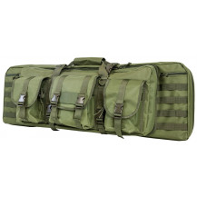 NcStar 107cm Double Carbine Case - Green