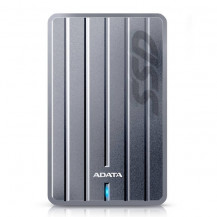 Adata SC660H Ultra-Slim External Solid State Drive - 256GB