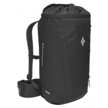 Black Diamond Crag 40 Backpack - 40L M/L, Black