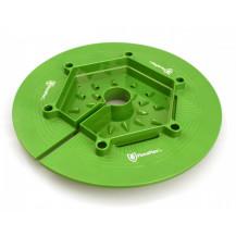 "FloraFlex FloraCap Universal Round Cap - 7.5""-12"", Circular"