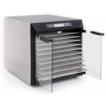 Excalibur Dehydrator - 10 Tray stainless steel, digital controller, 99h Timer