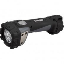 Energizer HardCase Pro 4AA Project Plus Flashlight - Side View