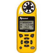 Kestrel 5500 Handheld Weather Meter, YELLOW