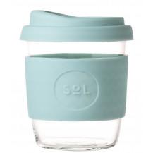 SoL Cup - 8Oz, Cool Cyan