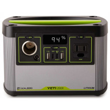 Goal Zero Yeti Portable Power Station - 200X