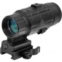 UTG Magnifier With Flip-To-Side QD Mount - 3x