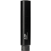 A-Tec SMG Silencer - front view