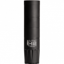 A-Tec H2 Hunting Silencer - Front View