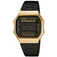 Casio Retro Unisex Watch - A168WEGB-1BDF