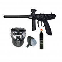 Tippmann Gryphon FX Paintball Marker Power Pack - Carbon Fiber