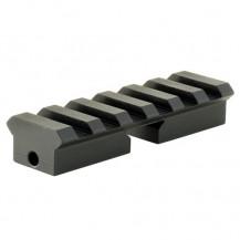 Trijicon AccuDial Rail Adapter - Black
