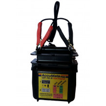 TecMate AccuMatePRO 12V 7A Dual-Charger/Maintainer for 12V Standard or Deep Cycle Batteries