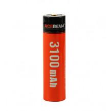 Acebeam 18650 3100mAh Rechargeable Li-ion Battery