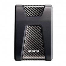 Adata DashDrive Durable HD650 External Hard Drive - 4TB - Black