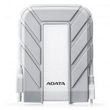 Adata HD710A External Hard Drive - 1TB - White