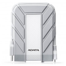 Adata HD710A External Hard Drive - 2TB - White
