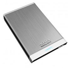 Adata NH13 Nobility External Hard Drive - 750GB - Silver