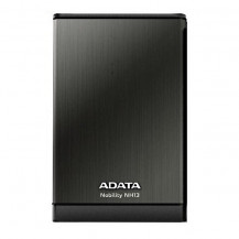Adata NH13 Nobility External Hard Drive - 750GB - Black
