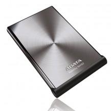 Adata NH92 Nobility External Hard Drive - 750GB -  Silver
