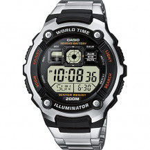 Casio Standard Collection Men's Watch - AE-2000WD-1AVDF