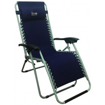 Afritrail Deluxe Lounger Relax Chair - Blue