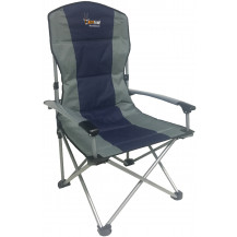 Afritrail Hartebeest Folding Chair - Blue