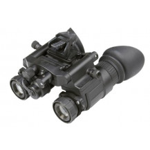 AGM NVG50 NWi Dual Tube Night Vision Goggle/Binocular - 51 Degree FOV Gen 2+, White Phosphor