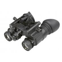 AGM NVG50 NWi Dual Tube Night Vision Goggle/Binocular - 51 Degree FOV Gen 2+, White Phosphor