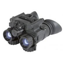 AGM NVG40 NWi Dual Tube Night Vision Goggle/Binocular - Gen 2+, White Phosphor