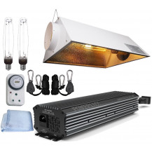"Air-Cooled Electronic Grow Light Combo - 1000W 150mm (6"")"