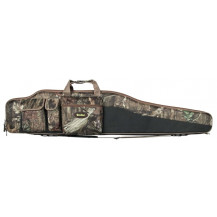 Allen Tejon Scoped Rifle Bag with Pockets - Camo, 122 cm