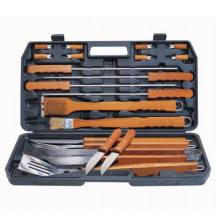 Alva Deluxe Wood Tool Set - 21 Piece