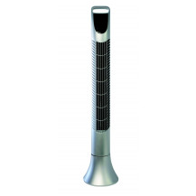 Alva Plastic Tower Fan - 92cm, Silver