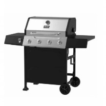 Alva Super Gas BBQ - 4 Burner
