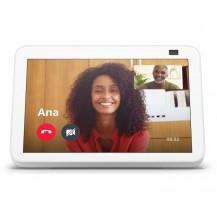 "Amazon Echo Show 8 2nd Gen Smart Display - 8"" Display, Glacier White"