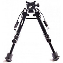 """Ampro Great 6-8"""" Bi-pod with Picatinny Adapter"""
