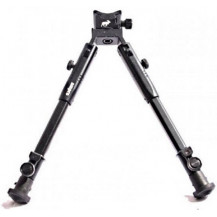 """Ampro Great 7-8"""" Bi-pod with Picatinny Adapter"""
