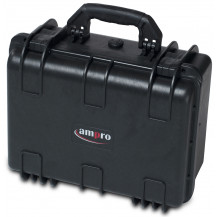 Ampro RG-244F Rugged Waterproof Case - Small