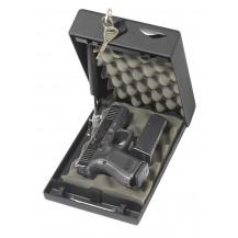 Pangolin H 180 docked Handgun safe for vehicle
