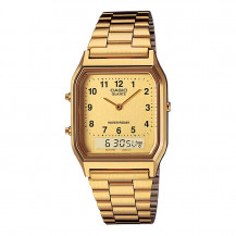 Casio Retro Unisex Watch - AQ230GA-9BM