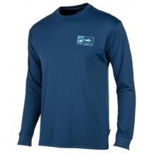 Pelagic Aquatek Icon Long Sleeve Performance Shirt