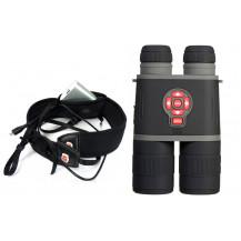 ATN Bino-X HD 4-16x Smart Day/Night Binocular + Battery Kit Combo