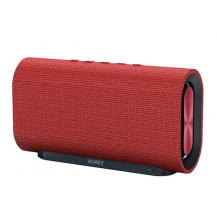 Aukey SK-M30 Eclipse Bluetooth Speaker - Red